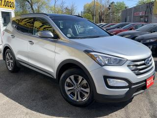 Used 2015 Hyundai Santa Fe Sport Luxury/AWD/LEATHET/ROOF/LOADED/ALLOYS for sale in Scarborough, ON