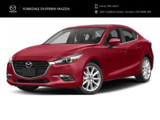 Used 2017 Mazda MAZDA3 GT at PREMIUM PKG / LOW KMS! for sale in York, ON