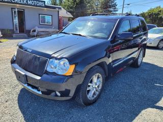 Used 2008 Jeep Grand Cherokee Limited for sale in Black Creek, BC