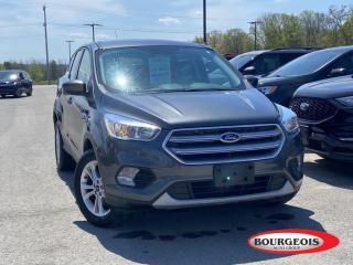 Used 2017 Ford Escape SE for sale in Midland, ON