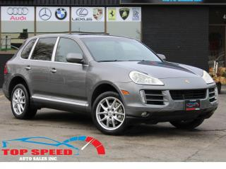 Used 2008 Porsche Cayenne S | NAVI| AWD | SUNROOF |UPGRADED SCREEN WITH BACK for sale in Richmond Hill, ON