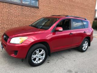 Used 2010 Toyota RAV4 4X4 4CYLINDER for sale in Oakville, ON
