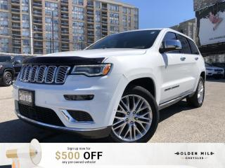 Used 2018 Jeep Grand Cherokee Summit for sale in North York, ON