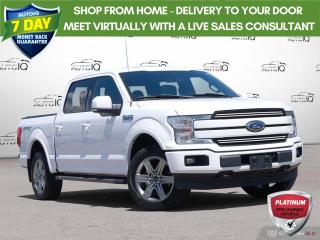 Used 2018 Ford F-150 Lariat | Navigation | Sunroof!! for sale in Oakville, ON