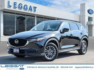 Used 2018 Mazda CX-5 GT Grand Touring for sale in Stouffville, ON