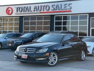 Used 2012 Mercedes-Benz C-Class //AMG SPORT | C250 | AWD for sale in North York, ON
