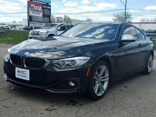 Used 2014 BMW 4 Series 2DR CPE 428I XDRIVE AWD for sale in Kitchener, ON