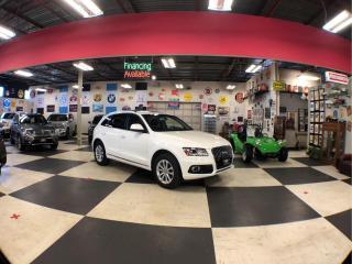 Used 2017 Audi Q5 2.0L PROGRESSIV QUATRO AUTO NAVI PANORAMIC ROOF 95K for sale in North York, ON