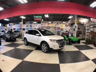Used 2013 Ford Edge 4DR Sel AWD for sale in North York, ON