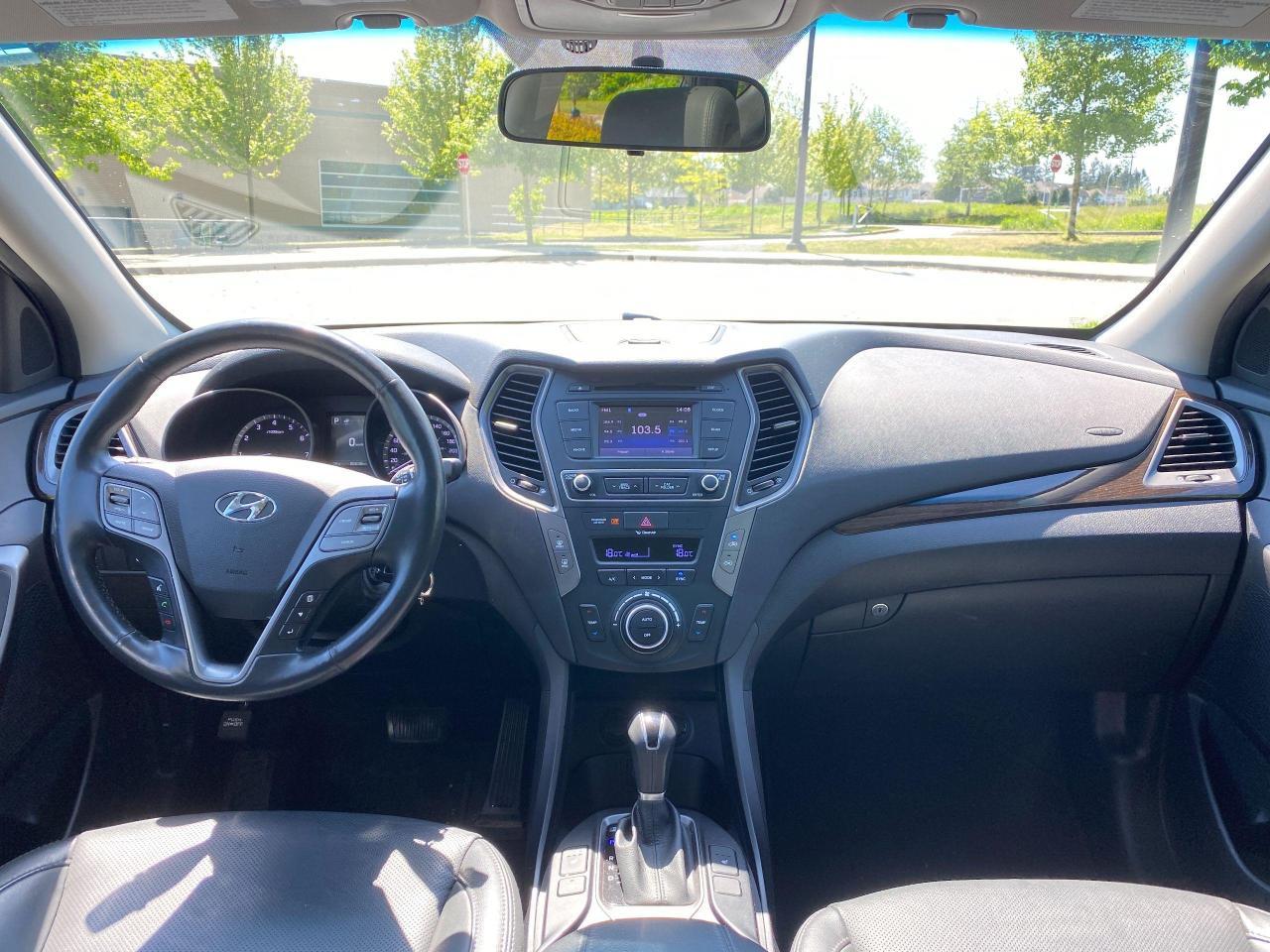 2017 Hyundai Santa Fe Sport SE Photo15