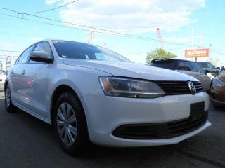 Used 2014 Volkswagen Jetta TRENDLINE+ for sale in Brampton, ON