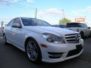Used 2014 Mercedes-Benz C-Class C 300 for sale in Brampton, ON
