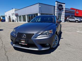 Used 2014 Lexus IS 250 SPORT for sale in St. Catharines, ON