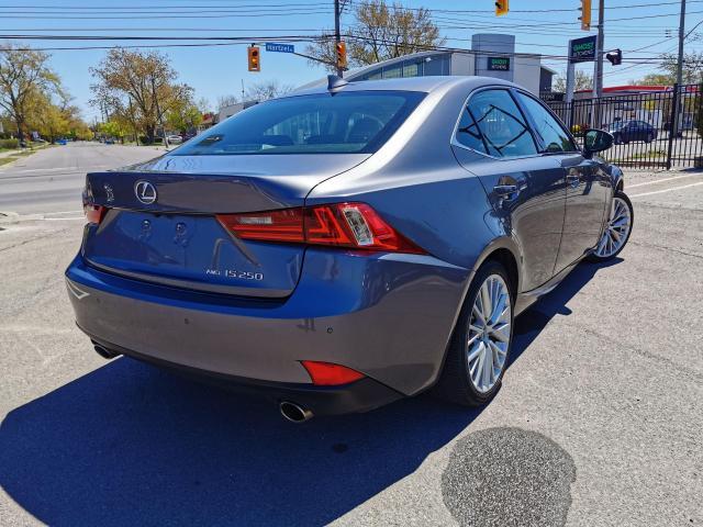 2014 Lexus IS 250 SPORT Photo5
