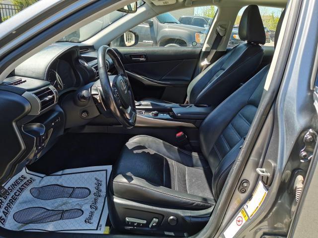 2014 Lexus IS 250 SPORT Photo11