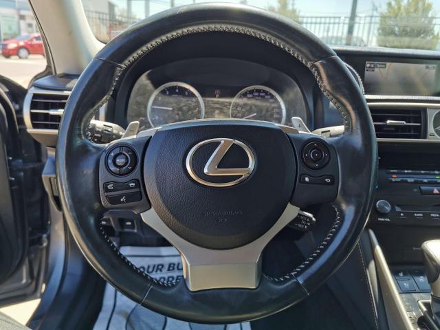 2014 Lexus IS 250 SPORT Photo16