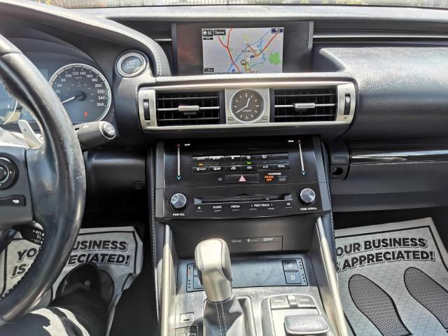 2014 Lexus IS 250 SPORT Photo18