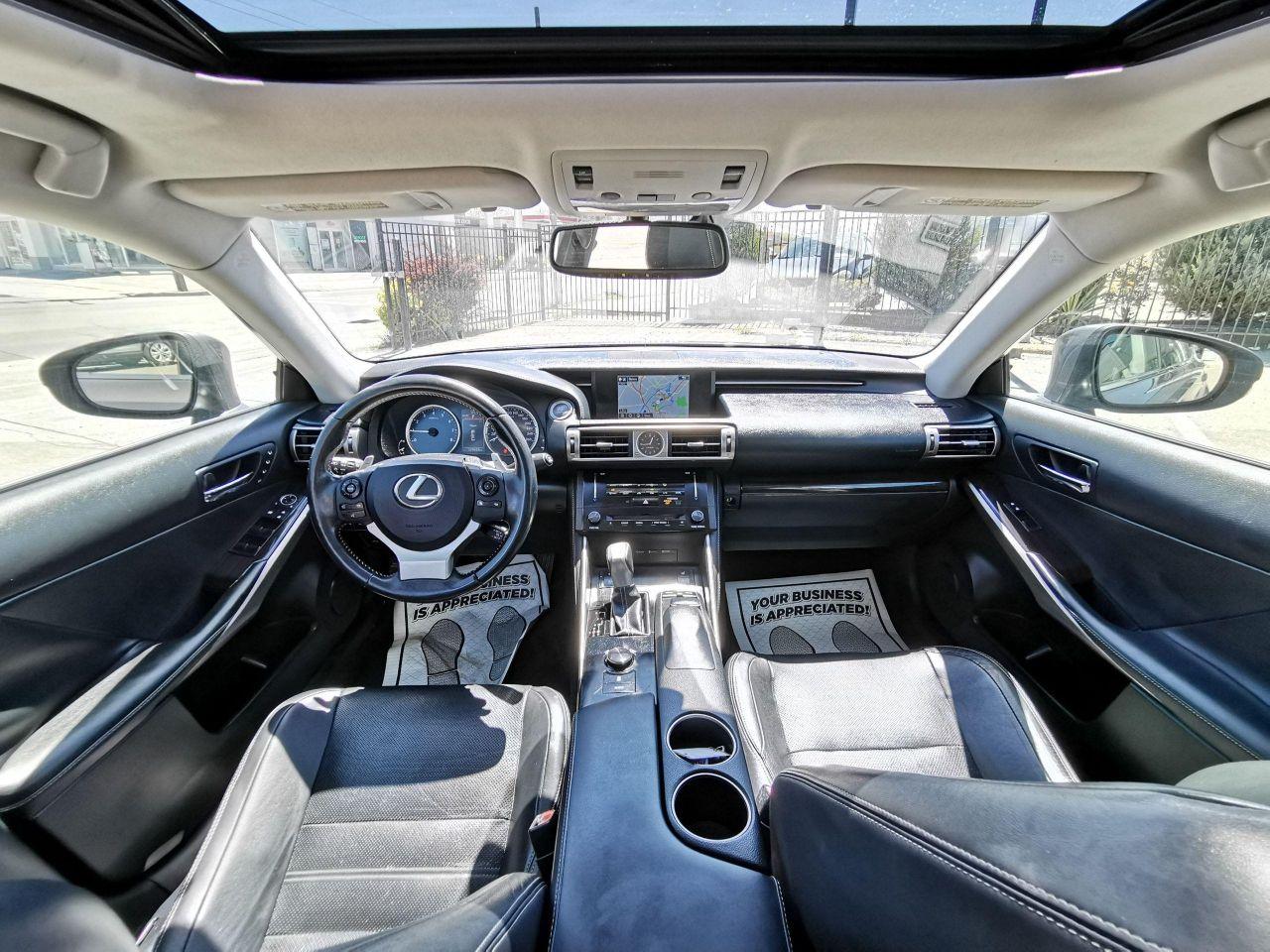 2014 Lexus IS 250