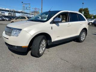 Used 2008 Lincoln MKX 3.5 for sale in Vancouver, BC