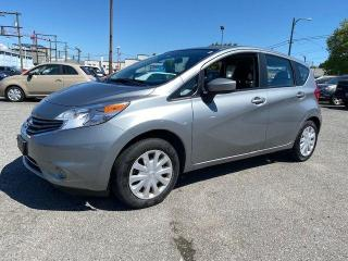 Used 2015 Nissan Versa Note SV for sale in Vancouver, BC