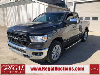 Used 2019 RAM 1500 Big Horn Quad Cab SWB 4WD 5.7L for sale in Calgary, AB