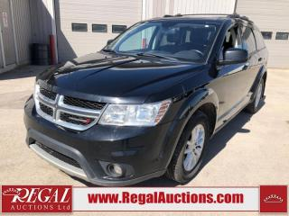 Used 2015 Dodge Journey SXT 4D Utility 2WD 3.6L for sale in Calgary, AB