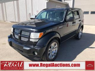 Used 2008 Dodge Nitro R/T 4D Utility 4WD 4.0L for sale in Calgary, AB