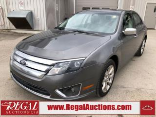 Used 2012 Ford Fusion SEL 4D Sedan 3.0L for sale in Calgary, AB