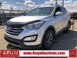 Used 2013 Hyundai Santa Fe Sport 4D Util 2.4L AT AWD for sale in Calgary, AB