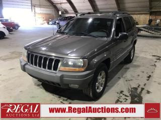 Used 2000 Jeep Grand Cherokee Laredo 4D Utility 4WD for sale in Calgary, AB