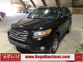Used 2010 Hyundai Santa Fe 4D Utility 3.5L for sale in Calgary, AB
