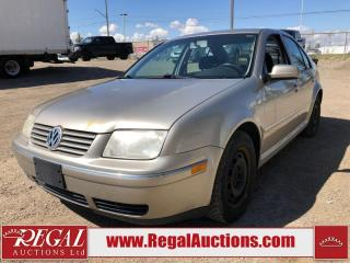 Used 2005 Volkswagen Jetta GLS 4D Sedan for sale in Calgary, AB