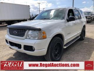 Used 2004 Ford Explorer Limited 4D Utility 4WD for sale in Calgary, AB