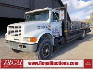 Used 1994 International 4000 Series 2D CAB AND DECK for sale in Calgary, AB