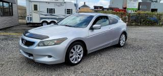 Used 2008 Honda Accord EX-L SPORT GARANTIE 1 ANS for sale in Pointe-aux-Trembles, QC