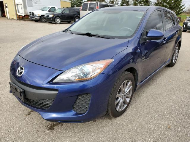 2012 Mazda MAZDA3 GS Skyactive