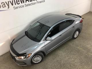 Used 2017 Hyundai Elantra - FUEL SAVER! for sale in Belleville, ON