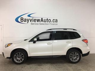 Used 2018 Subaru Forester 2.5i - 6SPD! AWD! REVERSE CAM! SUBARU STARLINK! ALLOYS! + MORE! for sale in Belleville, ON