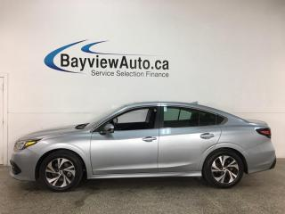 Used 2020 Subaru Legacy Touring - AWD! SUNROOF! BIG SCREEN! ADAPTIVE CRUISE! + MORE! for sale in Belleville, ON