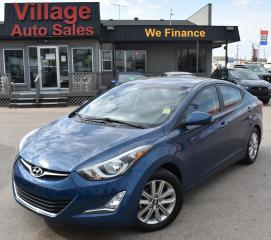 Used 2016 Hyundai Elantra GL HEATED SEATS! CRUISE CONTROL! BACKUP CAMERA! for sale in Saskatoon, SK