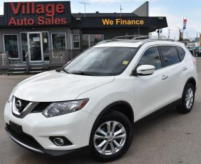 Used 2016 Nissan Rogue SV CRUISE CONTROL! BACK UP CAMERA! PANORAMIC SUNROOF! for sale in Saskatoon, SK