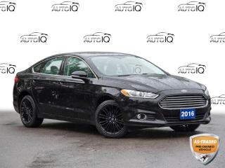 Used 2016 Ford Fusion SELLING AS IS / AS TRADED  |  All Wheel Drive |  Leather Trim for sale in St Catharines, ON