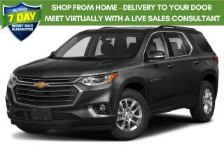 New 2021 Chevrolet Traverse LT Cloth for sale in Tillsonburg, ON