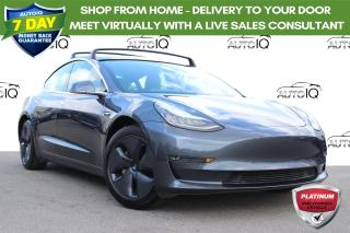 Used 2019 Tesla Model 3 Standard Range Plus CERTIFIED AND READY! for sale in Hamilton, ON