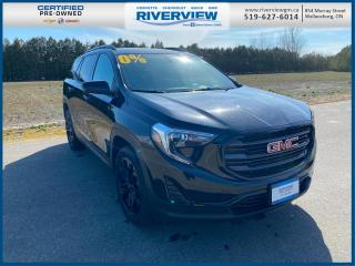 Used 2020 GMC Terrain SLE Remote Start | Rear HD Camera | Heated Seats for sale in Wallaceburg, ON