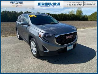 Used 2019 GMC Terrain SLE One Owner | No Accidents | AWD | 1.5L for sale in Wallaceburg, ON