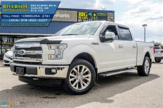 Used 2015 Ford F-150 Lariat for sale in Guelph, ON