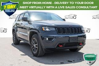 Used 2018 Jeep Grand Cherokee Trailhawk PANORAMIC SUNROOF HEATED/COOLED LEATHER for sale in Innisfil, ON