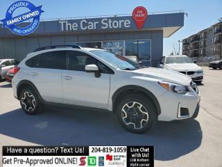 Used 2017 Subaru XV Crosstrek Touring, 1Owner, Heat Seats, Rear CAM, CLEAN TITLE for sale in Winnipeg, MB