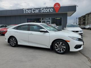 Used 2016 Honda Civic Sedan EX Sunroof LANE DEPART/ADAPT CRUISE Clean title! for sale in Winnipeg, MB